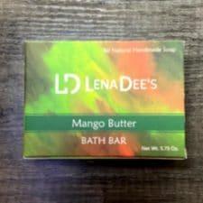 Mango Butter Bath Bar