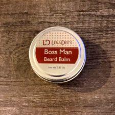 Boss Man Beard Balm