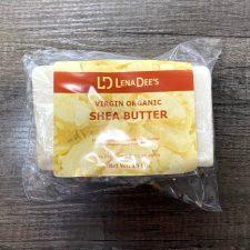 Virgin Organic Shea Butter