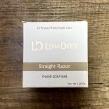 Straight Razor Shave Soap