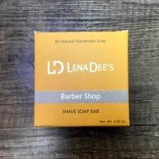 Barber Shop Shave Soap