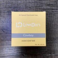 Cowboy Shave Soap